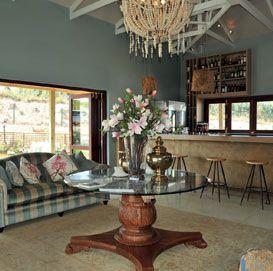 Comfort at our Magnolia restaurant in Nelspruit at Casterbridge