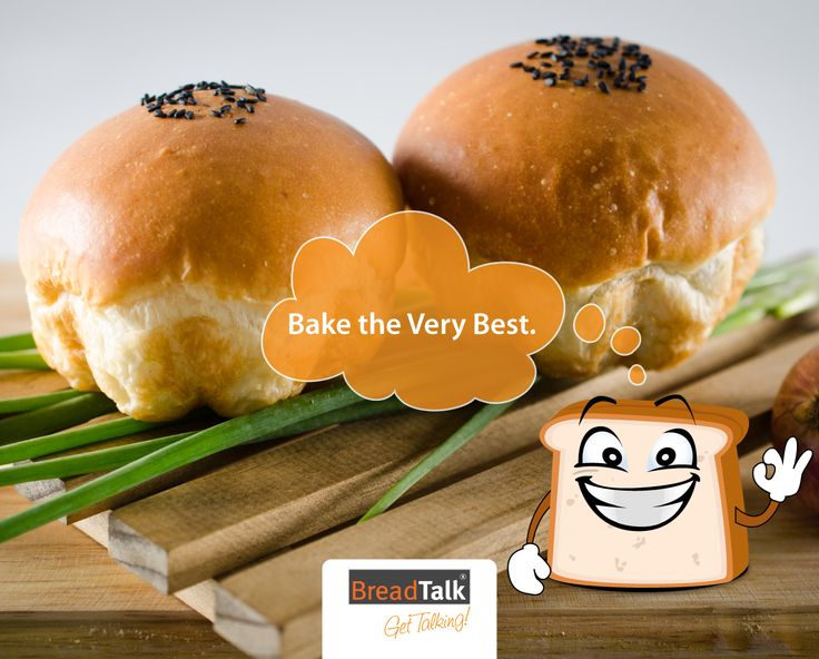 Leeky Onion Bun : A delicious leeks filling and peppered onion. Ideal for ‪#‎vegetarians‬. Rs.70/- ‪#‎breadtalkSL‬