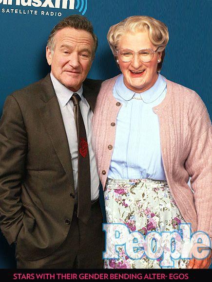 Robin Williams RIP Ms Doubtfire