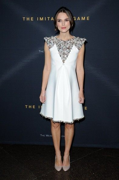 Keira Knightley Photos: 'The Imitation Game' Premieres in LA