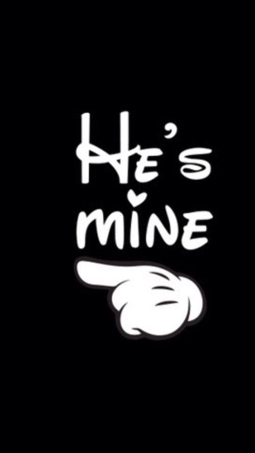 #he'smine
