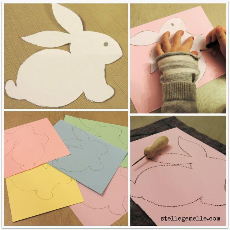 punteggiando coniglietti