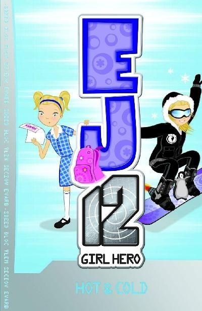 EJ12 Girl Hero is Australia's bestselling adventure series for young girls.