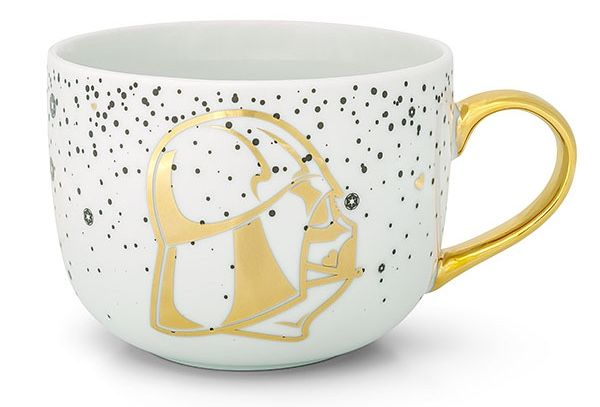 Darth Vader Gets His Own Pretty Jumbo Latte Mug
