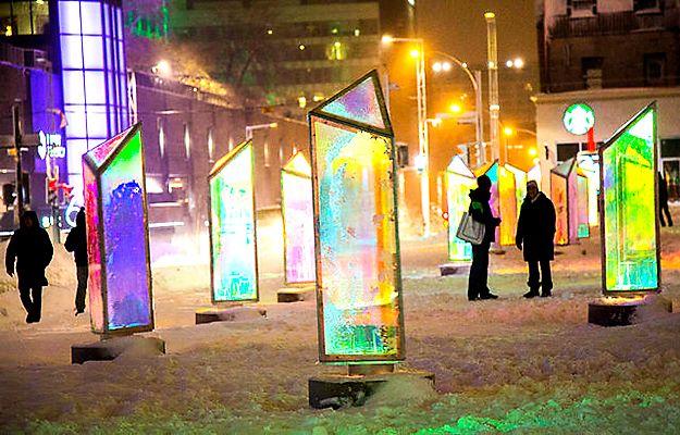 Luminotherapie 2014 in Montreal's Quartier des Spectacles - Tourisme Montréal Blog