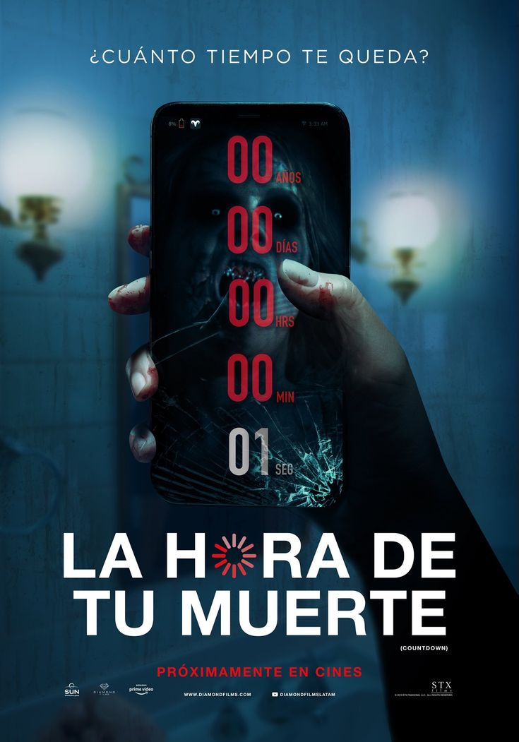 La Hora De Tu Muerte Proximamente Muerte Peliculas De Terror Cine