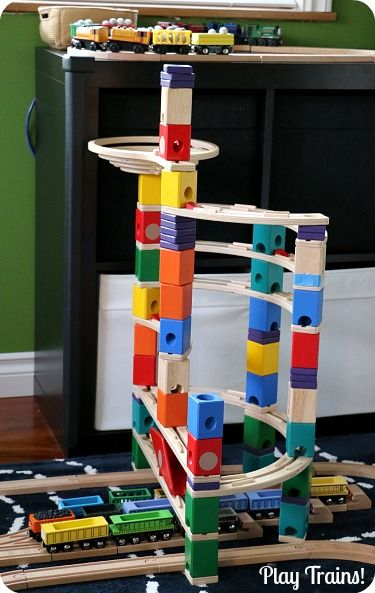 25 Best Marble Run Images On Pinterest Marbles Marble