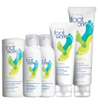 Foot Works Healthy 5-Piece Pedi Collection for $9.99