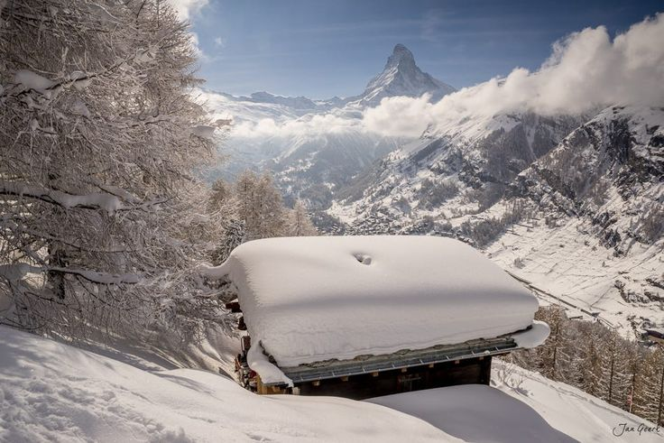 Swiss Winter by Jan Geerk on 500px