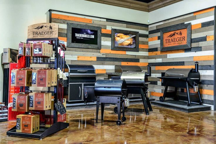 1000 images about dealers traeger grills on pinterest for Outdoor living concepts