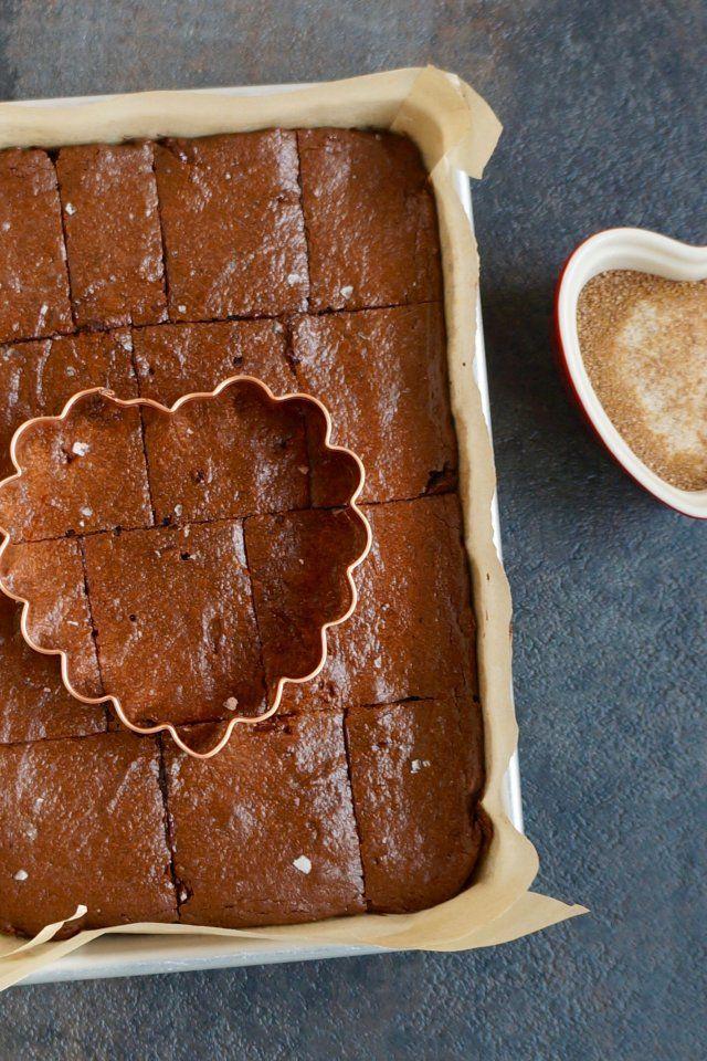 Brownies Nobles Integrales, Bajos en Azúcar