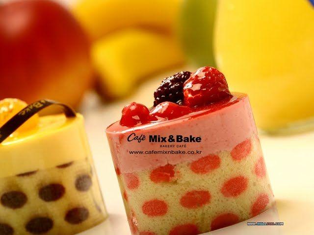 Berry Magic Cake Recipe Food Network