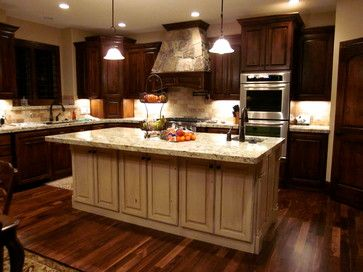 dark kitchen cabinets with light island cabinets light island my new home 9539