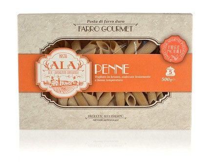 Pasta Linea Farro Gourmet PENNE - ALA & Carla LATINI