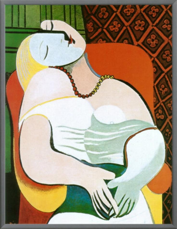 The Dream - Pablo Picasso