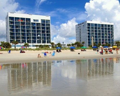 Holiday Sands North Myrtle Beach - Hotel Reviews and Deals - Myrtle Beach Hotels