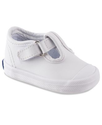 Keds Kids Shoes, Baby Girls or Toddler Girls Champion Toe-Cap T-Strap Shoes