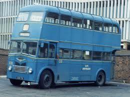 1951 Leyland Titan - Walsall Corporation transport became West Midlands PTE
