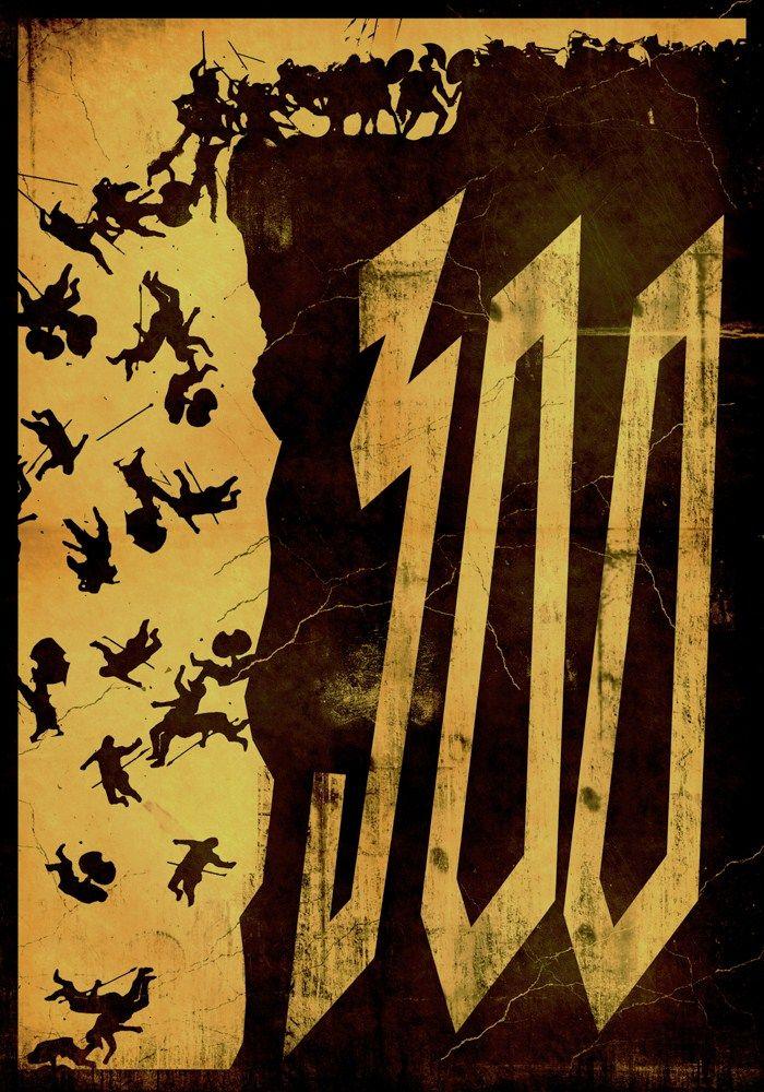 300 poster by StuntmanKamil.deviantart.com