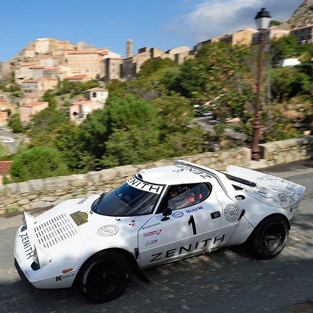 Terre de Corse, terre de Course. 2016 avec Zenith El Primero Stratos Team