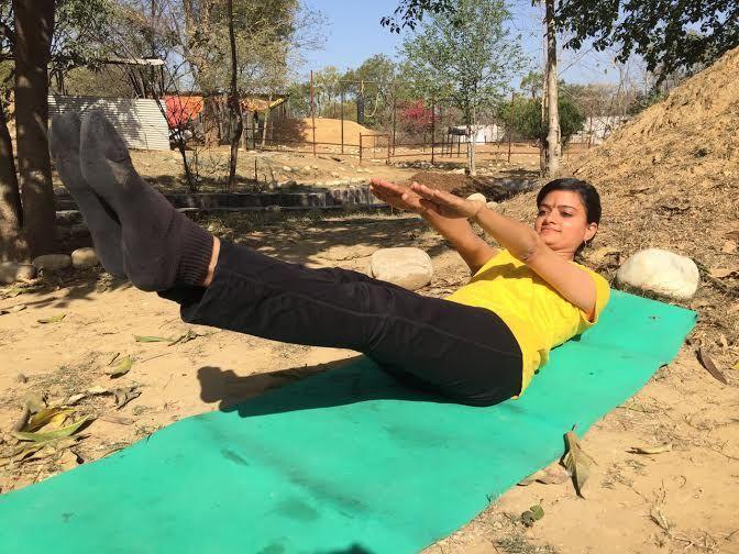 Yoga to bring desired changes in body by Yogi Ashwini