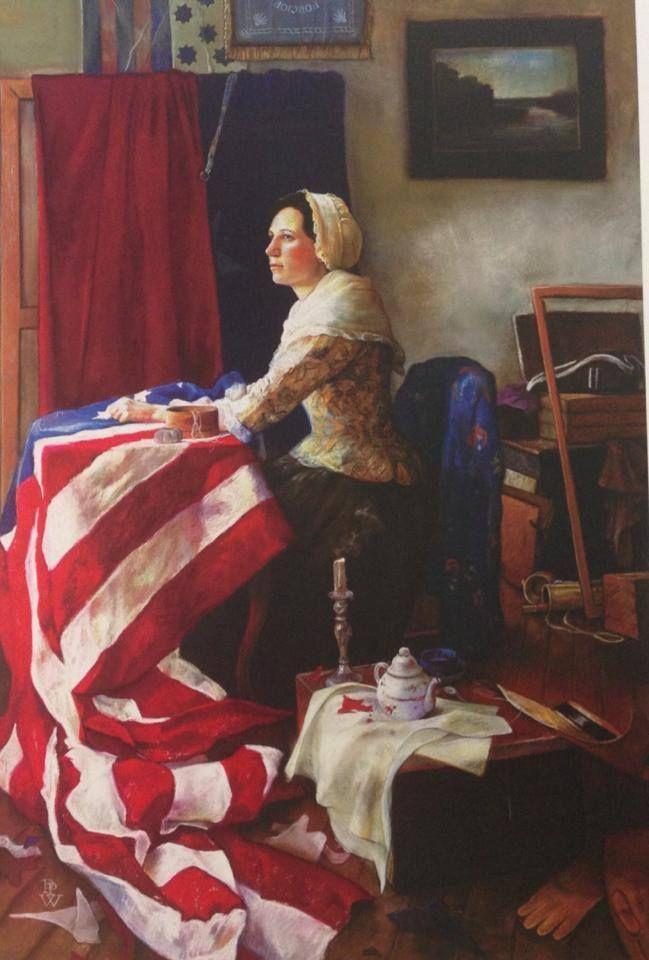 Pamela Patrick White Historic Art