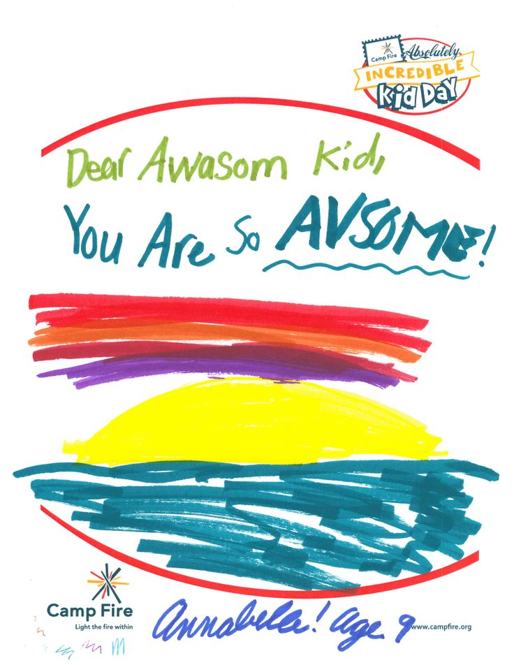 aikd letter from a camp fire central puget sound participant