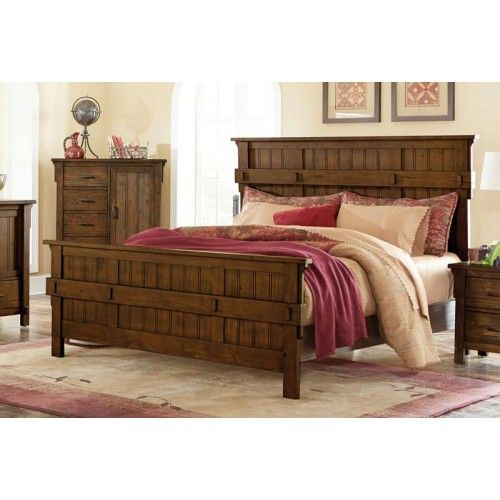 Homelegance - Terrace 4 Piece California King Bedroom Set - 1907K