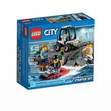 Lego City Prison Island S Set 60127