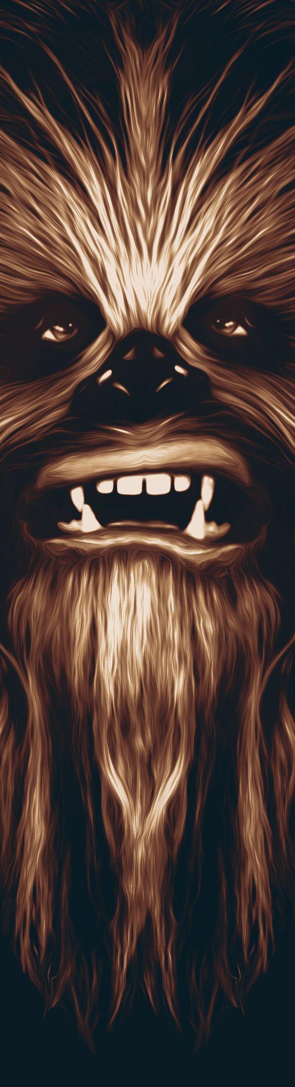 Chewbacca on Behance