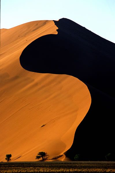 Namib Desert in Namibia, Africa