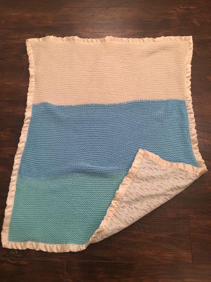Kade's finished blanket