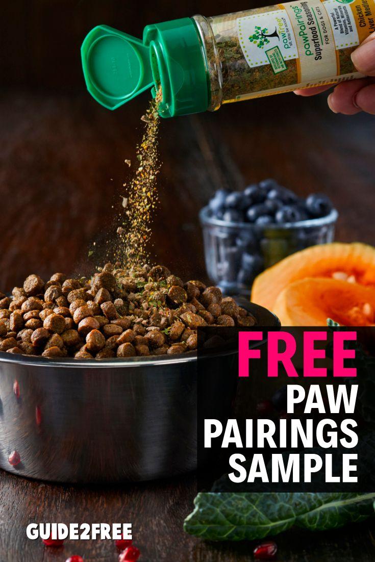 Free pawtree pawpairings sample guide2free samples