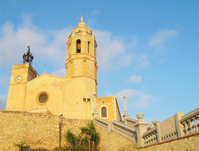 Sitges  - San Bartolomeu i Santa Tecla