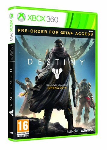 Destiny (Xbox 360): Amazon.co.uk: PC & Video Games