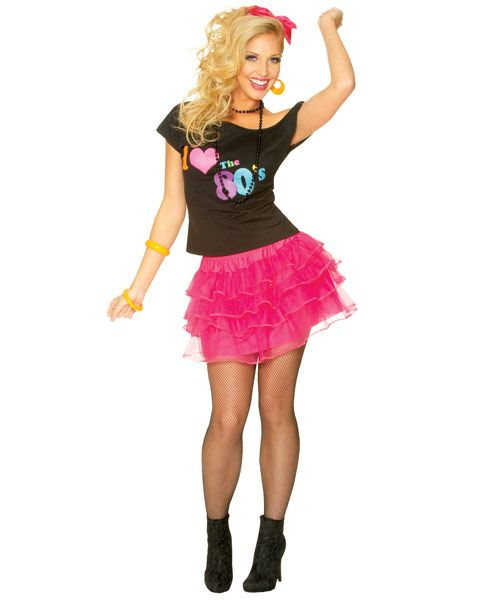 Decades day ideas for girls | are having trouble coming up with an easy costume theme the ...