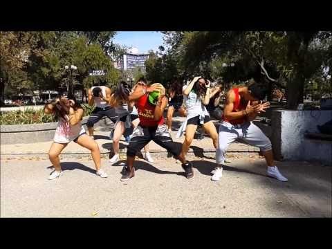 """El Perdon"" - Enrique Iglesias + Nicky jam (2014) Zumba Choreography 02.23.16"