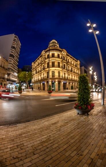 Edificio de las Mariposas, Almeria