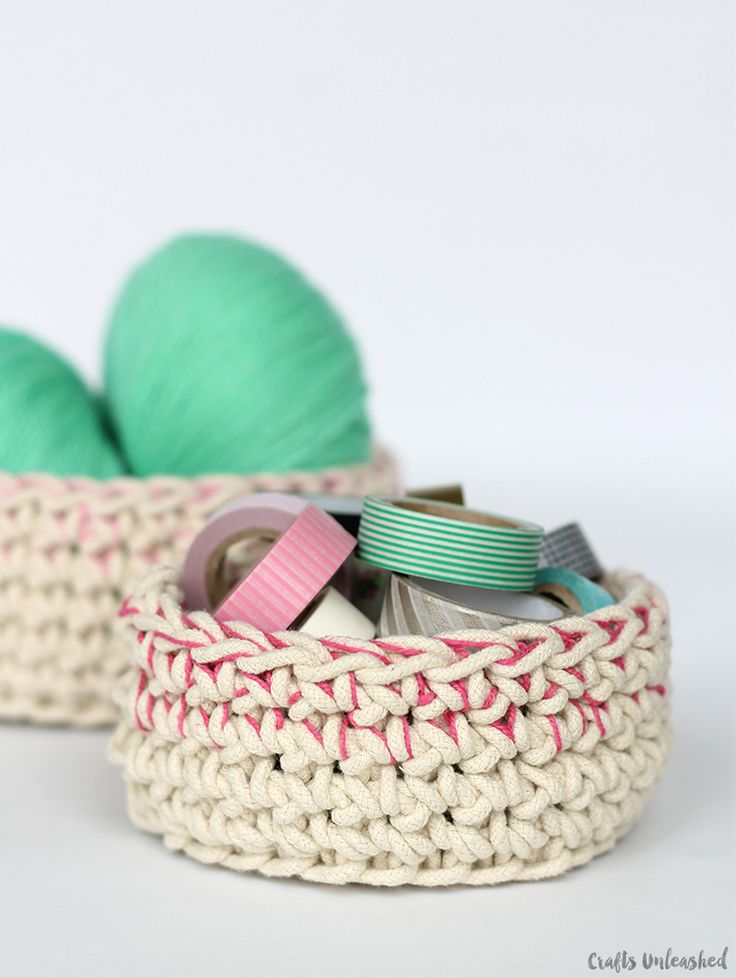 Color-Block-Crochet-Basket-Pattern-Crafts-Unleashed-11