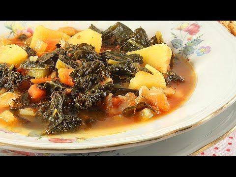 Тосканская Риболлита * Еда Бедняков* Вкусный вегетарианский суп