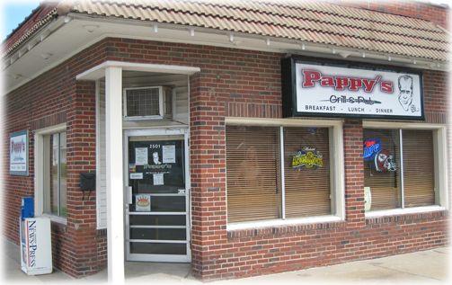 Pappy's Grill & Pub - Restaurant - St. Joseph, MO