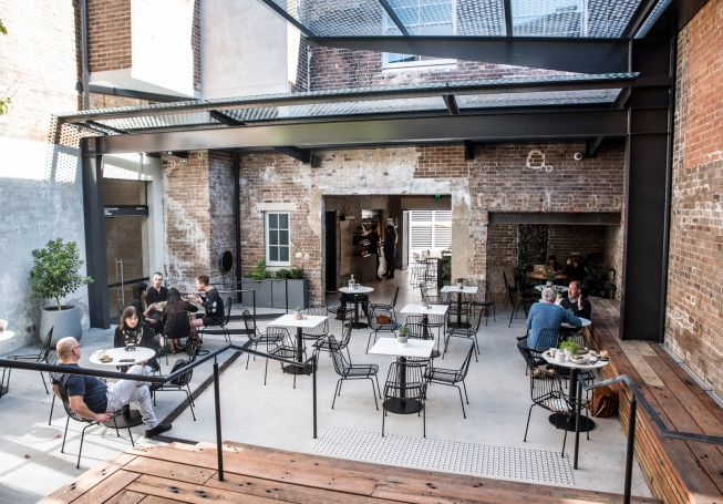 """Henry Lee's in Redfern, a """"collaborative Café"""""""