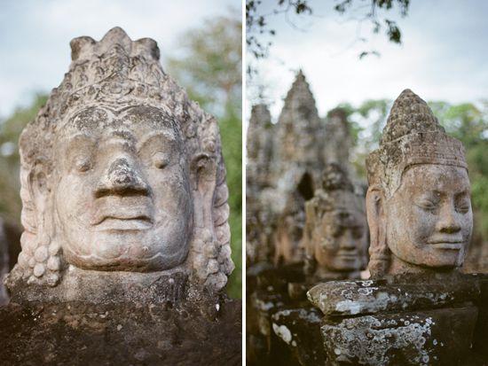 Ancient temple of Cambodia