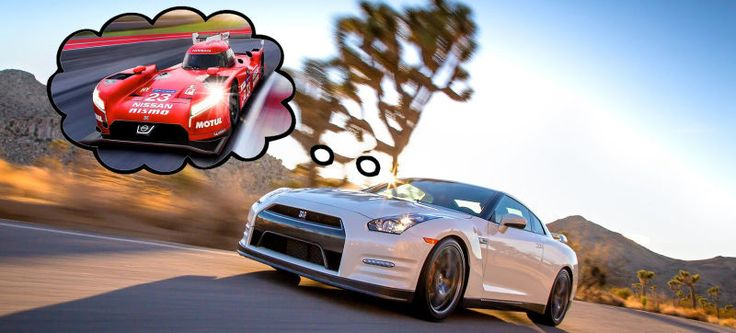 The Next Nissan GT-R Will Use The Nismo Le Mans Racer's Hybrid Engine