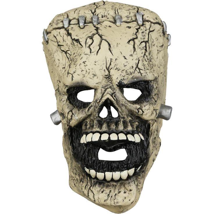 #Frankenstein Máscara #Calavera #halloween #skull #disfraces #monster #zombies #vampiro #vampires #mask  en #empspain la mayor tienda online de Europa de Merchandising oficial de bandas de #Metal  #rock #HardRock  #Heavy  Ropa #Gotica  #Punk y todo lo que te hace falta para vivir el Rockstyle en toda su dimensión