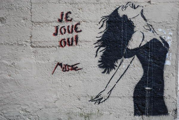 Je Joue Oui MissTic - Paris