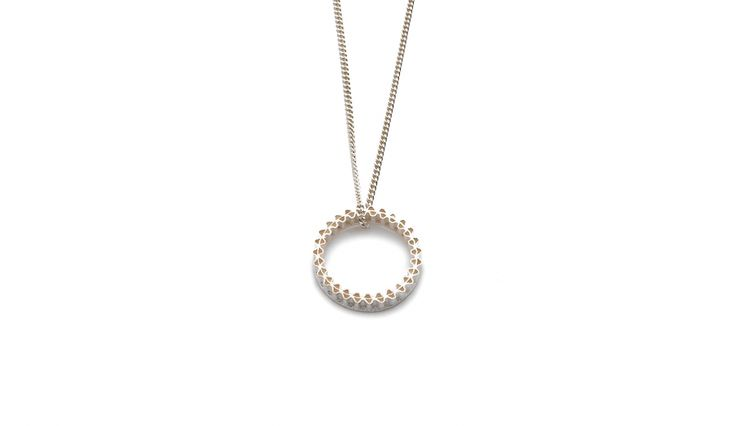 Liliana Guerreiro | Collections - New Collection silver pendant!