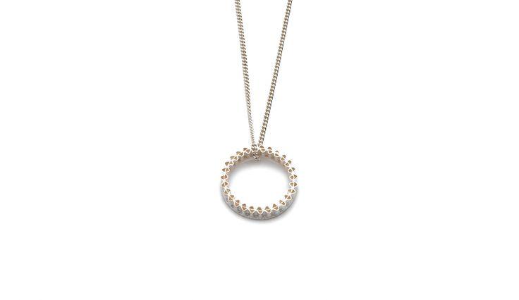 Liliana Guerreiro   Collections - New Collection silver pendant!
