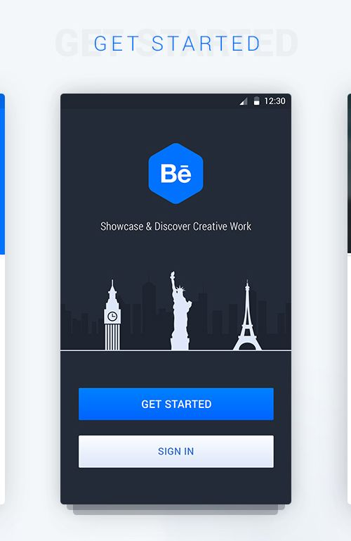 50 Innovative Material Design UI Concepts With Amazing User Experience   16