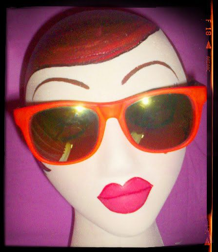 Vintage 80s sunglasses by PortaPortese on Etsy